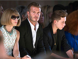 David Beckham: I Let Victoria Tell