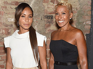 Jada Pinkett-Smith's Favorite Person to Steal Clothes From: Her (Hot) Mom! | Jada Pinkett Smith