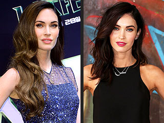 PHOTOS: Megan Fox Dyes Her Hair Dark (And Cuts Off Some Serious Length!) | Megan Fox