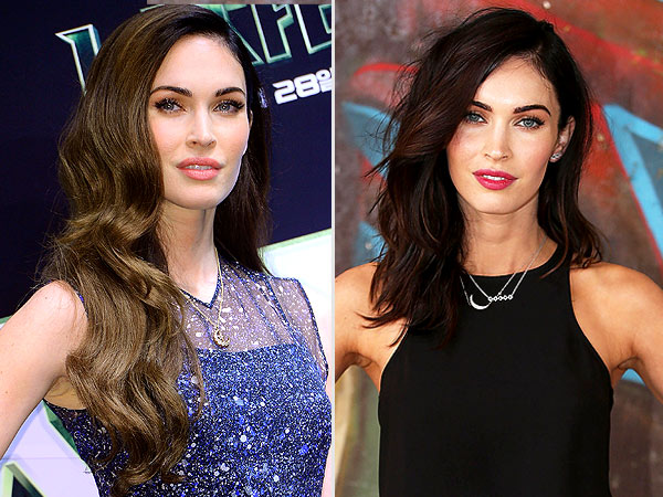 Megan Fox haircut