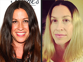Alanis Morissette Went Blonde and We Just Thought You Oughta Know