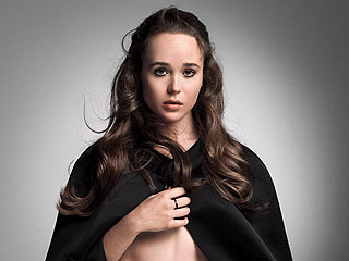 PHOTO: Ellen Page Shows Off Rock Hard Abs