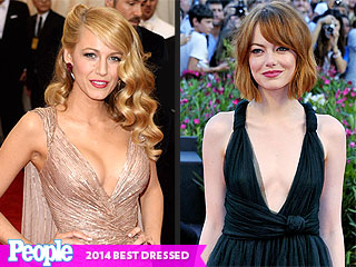 PEOPLE's Best Dressed 2014: See All 11 (Yes, There's a Tie This Year!) Stylish Stars