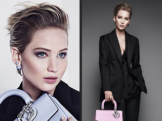 Jennifer Lawrence: 'A Powerful Woman Knows How to Get What She Wants'