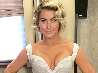 Julianne Hough's DWTS Photo Diary: The Star Goes Ultra-Sexy for Week One