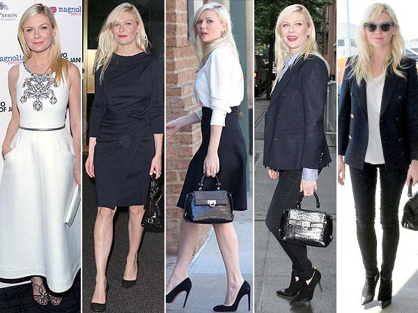 Kirsten Dunst 2014 style