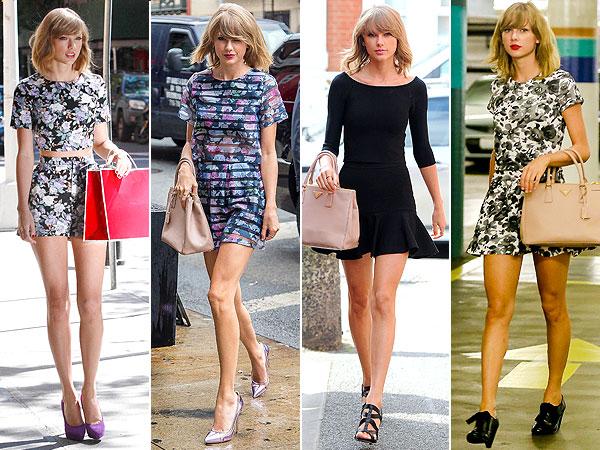 Taylor Swift Street Style