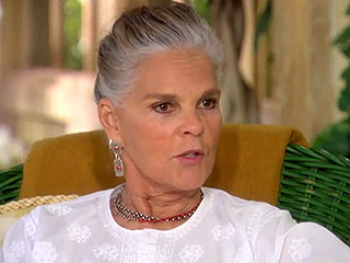 Ali MacGraw Embraces Her Gray Hair: 'About Time, Wouldn't You Say?' (VIDEO)