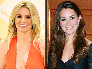 Britney Spears: I'm Going to Send Princess Kate My Entire Lingerie Line