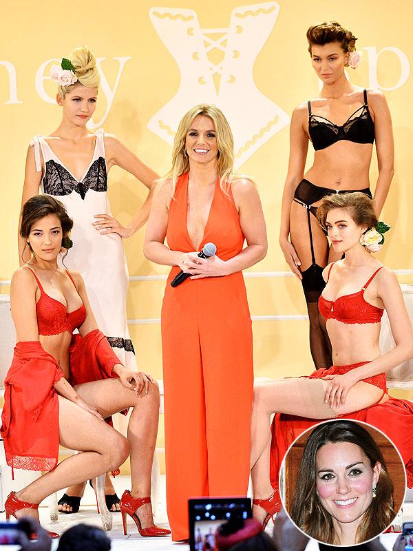 Britney Spears lingerie line