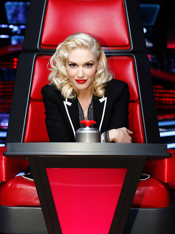 Gwen Stefani The Voice Blind Auditions