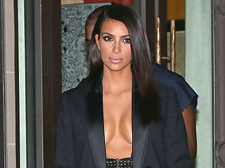 Ooh La La! Kim Kardashian's Risqué Paris Duds & More of the Week's Top Stories