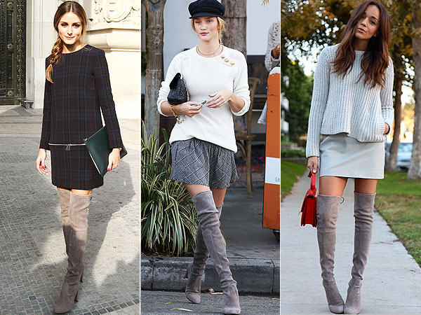 Stars Love the Stuart Weitzman Highland Boot