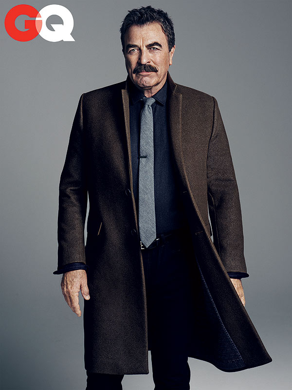 Tom Selleck GQ