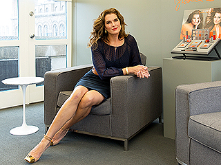 Brooke Shields on the Toughest Part About Aging: 'Giving Up on Wanting To Look 26'
