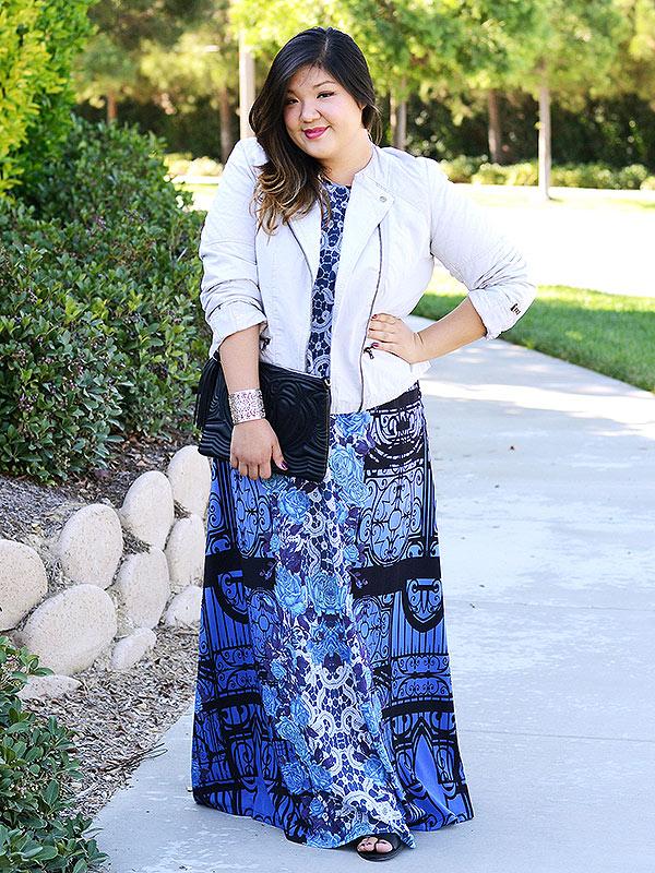 Allison Teng dressing tips