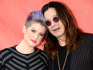 Kelly Osbourne Is Gold-Plating Her Wisdom Teeth, Then Giving One to Her Dad to Wear