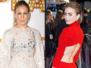 From SJP's Fine Lace to Marion Cotillard's Sad Shorts, the Week's Best & Worst Looks