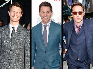 Hollywood's Hottest Guys Are Stepping Up Their Style – Here's Photo Proof
