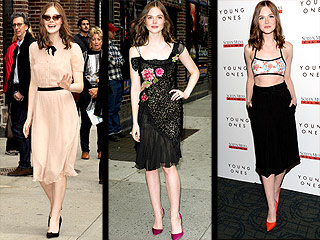 Elle Fanning's N.Y.C. Style Parade: Three Outfits in One Day! | Elle Fanning
