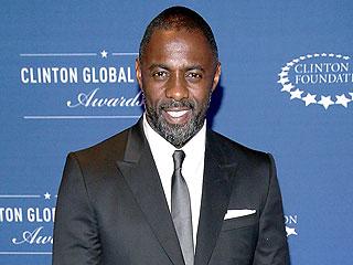 Whoa! Idris Elba Posts Sexy Shirtless Gym Video