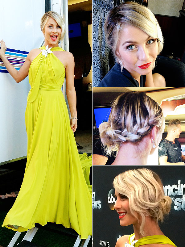 Julianne Hough DWTS style