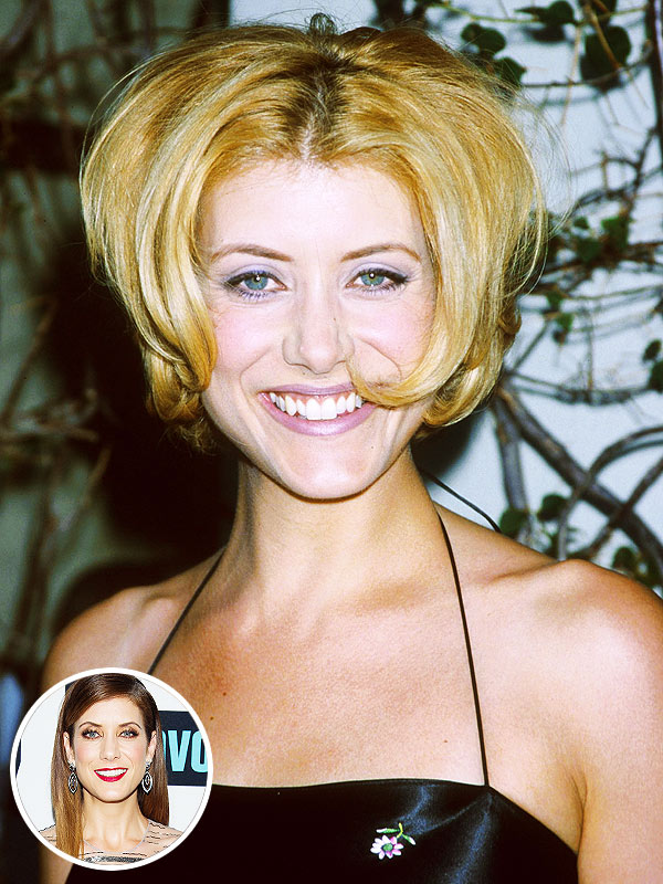 Kate WAlsh haircut
