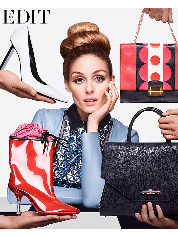 Olivia Palermo The Edit