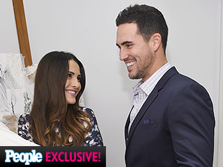 Inside Andi Dorfman & Josh Murray's Wedding Dress Shopping Adventure