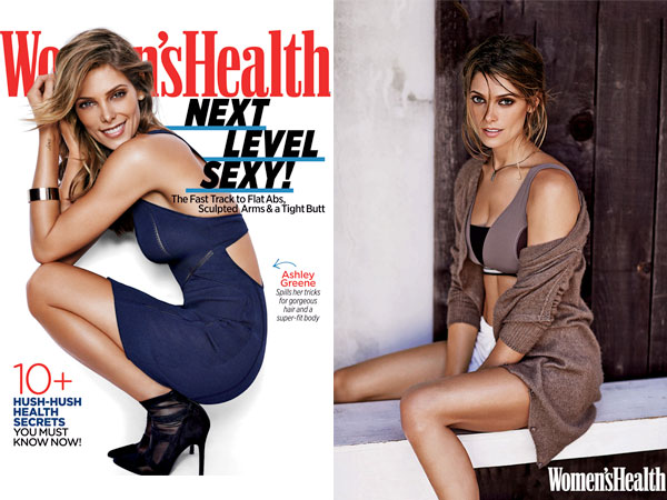 Ashley Greene for Women's Health