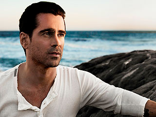 Colin Farrell Looks Mega Hot as the New Face of Dolce & Gabbana Fragrance