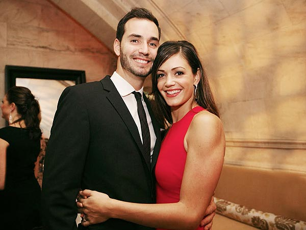Desiree Hartsock wedding