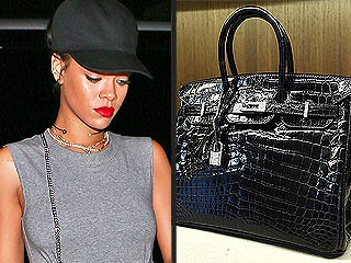 Rihanna's Gun Clutch, Mulberry Angers the Palace & More Controversial Purse News