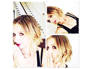 PHOTO: Check Out Sarah Michelle Gellar's Short and Sassy New 'Do