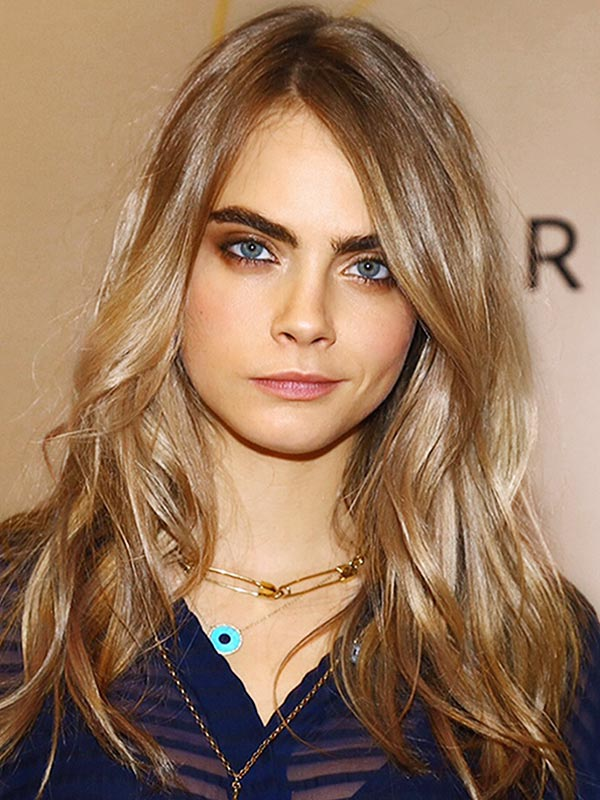 Sephora + Burberry Cara Delevingne Personal Appear