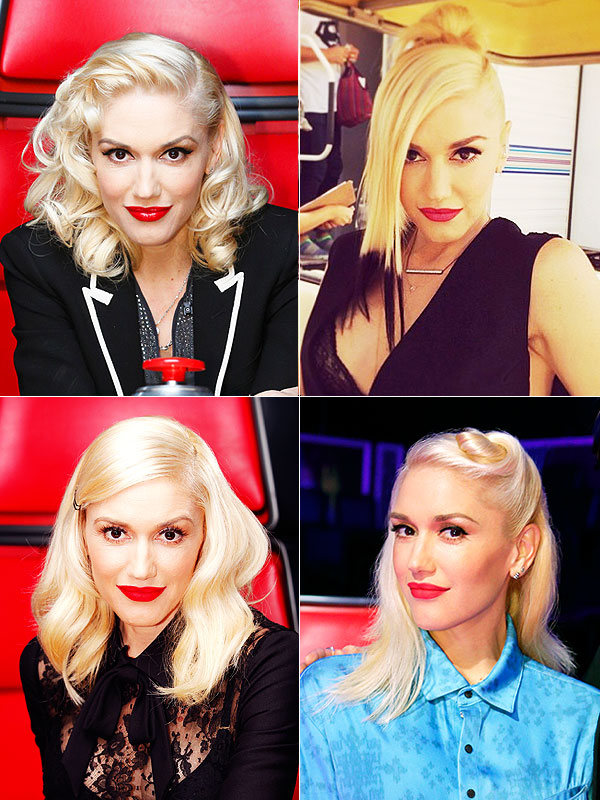 Gwen Voice Hair
