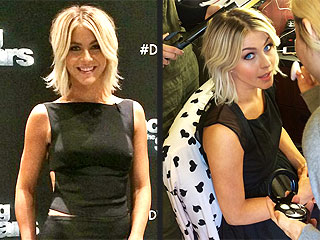 Julianne Hough's DWTS Photo Diary: This Week Was All About Surprises