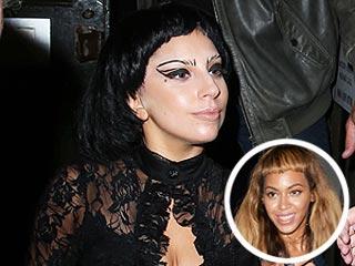 Lady Gaga Has Gotten Her Own Set of Beyoncé-Inspired Baby Bangs