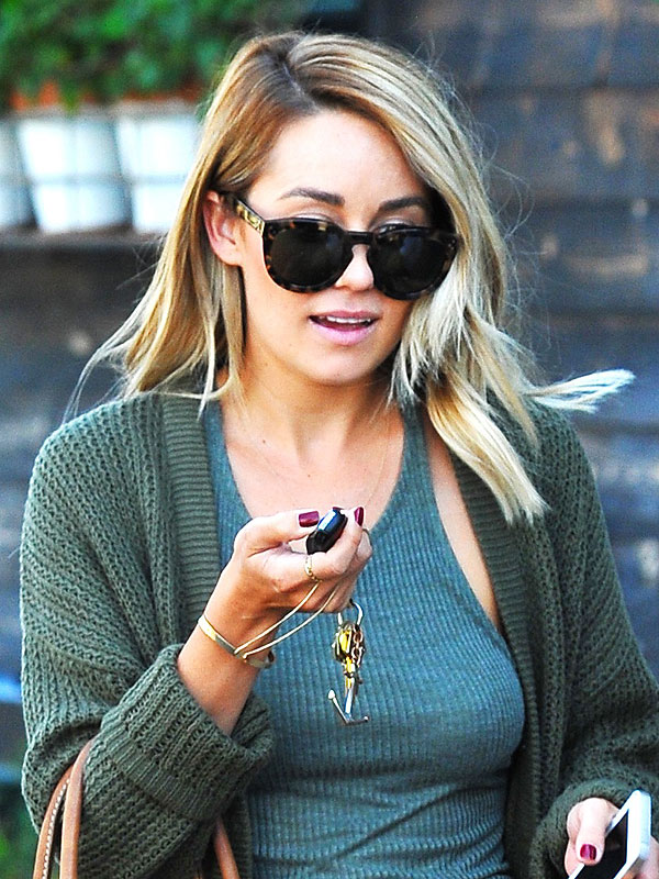 Lauren Conrad is out and about running errands. 22