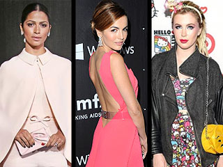 One of Our Favorite Red Carpet Looks This Week Involved a Cape (Yes, a Cape!)