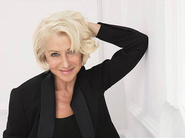 Helen Mirren L'Oreal