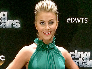 Julianne Hough's DWTS Photo Diary: See Her Scary-Sexy Halloween Look