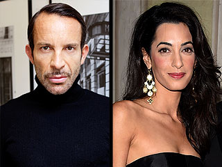 Amal Clooney Nominated for British Style Award: What Her Hairstylist Has to Say