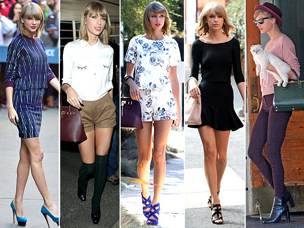 Taylor Swift 1989 style