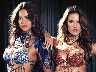See This Year's Victoria's Secret Fantasy Bras (Yep, There Are 2): PHOTOS