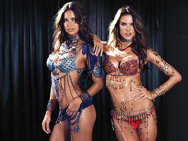 Victoria's Secret Fantasy Bra 2014