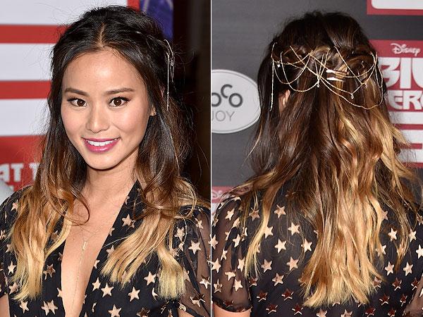 Jamie Chung Hair