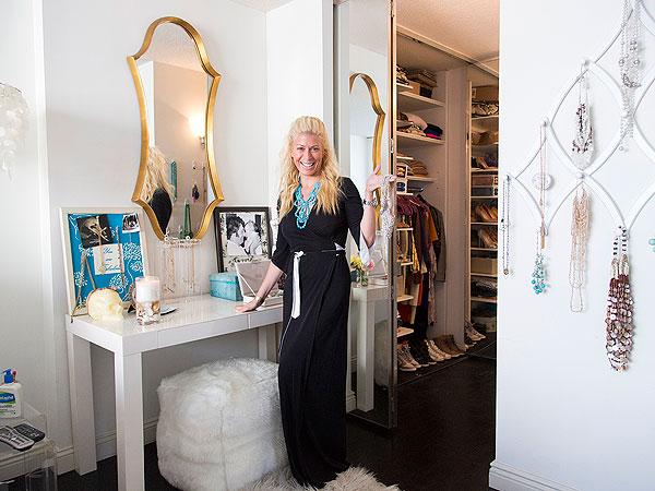Jill Martin closet organizer