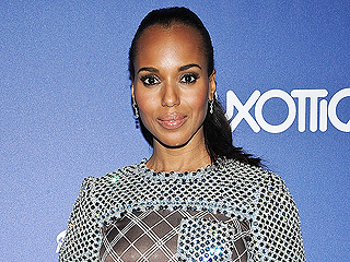 Kerry Washington: I Accidentally Wore My Wedding Band While Playing Olivia Pope!