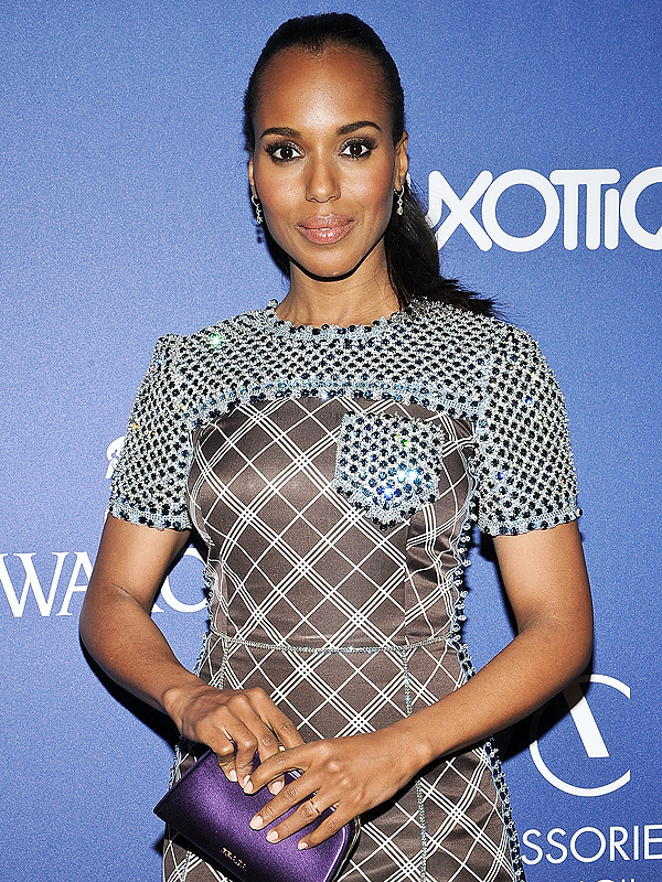 Kerry Washington wedding ring